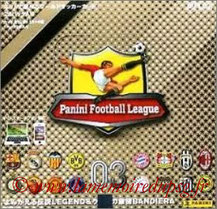 Panini Football League 2013 - PFL03 - Couverture Album