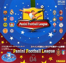 Panini Football League 2014 - PFL08 - Couverture Album