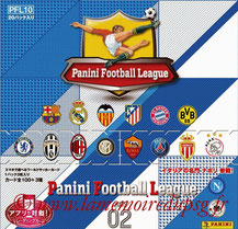 Panini Football League 2015 - PFL10 - Couverture Album