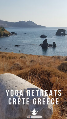 Yoga Retreates Crete Greece