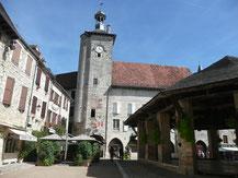 à 20 minutes de La Mérelle et de Collonges-la-Rouge, Martel était l'ancienne sénéchaussée de la Vicomté de turenne