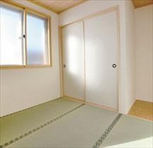 くつろぎの和室スペース