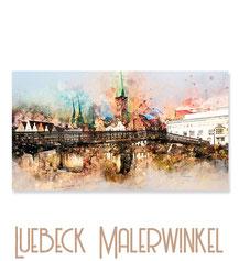 Lübeck Malerwinkel