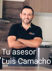 Luis David Camacho Asesor inmobiliario de Monterrey Nuevo León