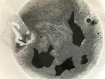 お掃除機能付き:汚れ