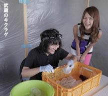 武蔵のキクラゲ イメージガール 和久田朱里 あかりん Star☆T 豊田市