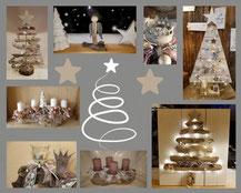 Dekoration Rund um Weihnachten