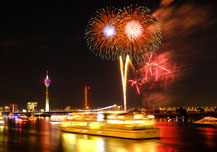 Feuerwerk Fotoworkshop