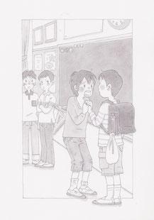 子どもの本・児童書・児童文学の挿絵・イラスト