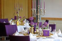 Restaurant Ettlingen Raum für Hochzeiten
