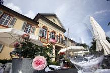 Restaurant Ettlingen Terrasse Aussenansicht