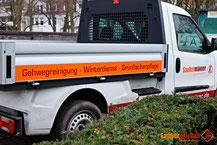 Gehwegreinigung Saubermänner Bremen