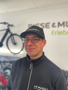 Hakan Papatya, e-Bike Beratung