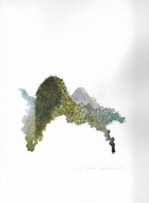 Série Les peaux chouchou, Salazie, collection privée
