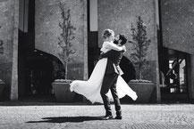 Bruiloft in Eindhoven
