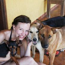 Die Fotografin Claudia D. Lang aus der Schweiz nun in Brasilien.