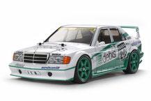 Tamiya TT-01E, Mercedes-Benz 190E 2,5-16 EVO.II, debis
