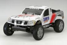 TITAN Nissan Racing Truck, DT-02, Tamiya, M 1:12