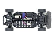Tamiya TT-01, TT-01-E, Chassis, Ersatzteile