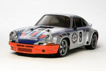 Tamiya TT-02 Chassis, Porsche 911 Carrera RSR