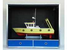 Transportkiste für Modellboote von Modellbau Kroh