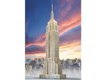 644,  Empire State Building  New York,  Schreiber-Bogen Kartonmodell im Maßstab 1:400