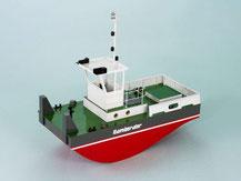 Modell eines Schubschiffes der Firma Aeronaut,  304800