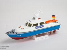 Modell eines WSP Bootes von der Firma Aeronaut,  305900