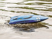 schnelles Carson Modellboot, fahrfertig aufgebaut, 500108026