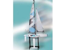 Ragatta Segelboot von Krick, 26135, weiß