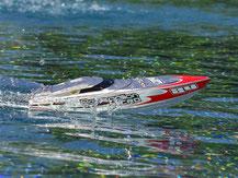 kleines wendiges und schnelles Speedboot von Carson, Fahrfertig aufgebaut, 500108009