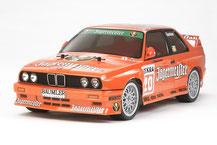 Tamiya, TT-01, BMW M3, 58541, Euro-Cup