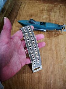Bracelet manchette Maddy