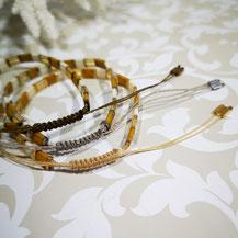 Bracelet or, argent, bronze Aux-Dames-de-Jadis