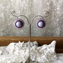 Broderie de perles pour bijou