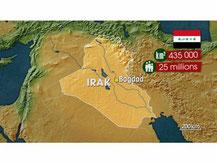 Dessous des Cartes, Irak en 2007 2/3 (04/07/2007)
