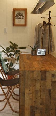 ロスト&ファウンドの家具