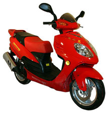 honling scooter