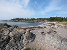 Stora Sand, Utö, Stockholm archipelago, Sweden