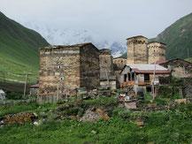 Ushguli, Svaneti, Caucasus, Georgia