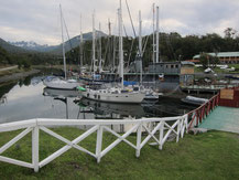 Puerto Williams, Isla Navarino, Chile