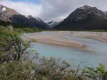 Valle Hermoso, Lago Jeinimeni, Aysen, Patagonia, Chile