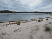 Another beach in the South of Utö, Stockholm archipelago