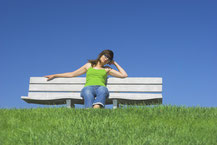 entspannen Ruhe Antistress ausruhen chillen
