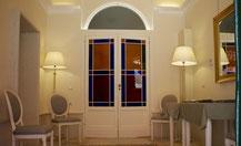 Corte Barozzi hotel door