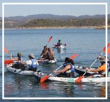ruta en kayak cordoba