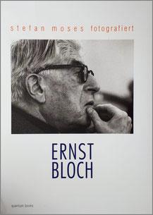 Stefan Moses fotografiert Ernst Bloch