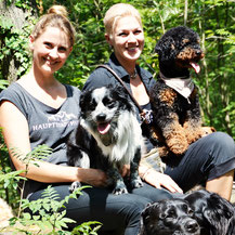 Sarah Neubacher, Sabrina Günzel, Hauptstadthunde