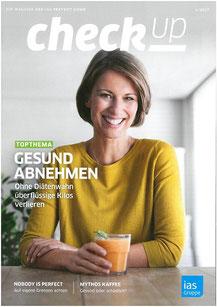 """Der Beitrag ist erschienen im Magazin """"check-up"""" (Ausgabe 1/2017)"""