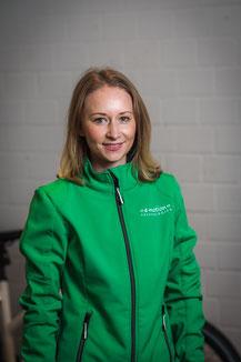 Anna Bach, Lastenfahrrad-Zentrum Velbert